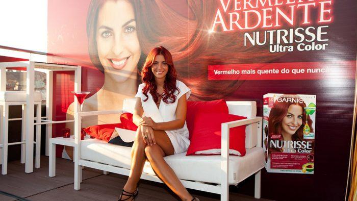 Garnier Nutrisse – Vermelhos Ardentes