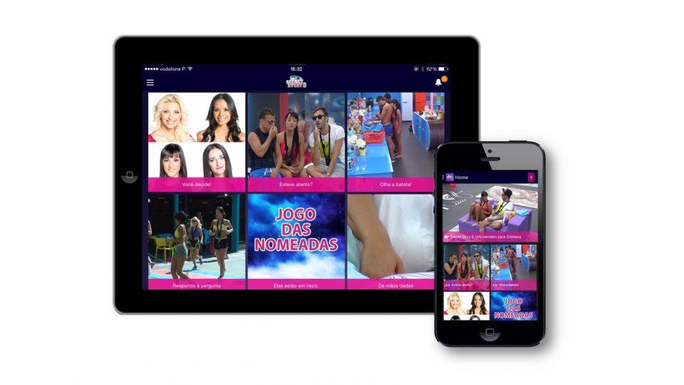 "App  ""Casa dos Segredos 5"" ultrapassa os 300 mil downloads"