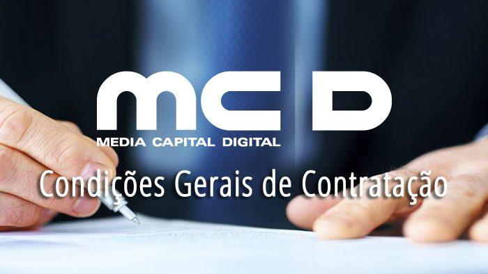 Condições Gerais de Contratação MCD 2018