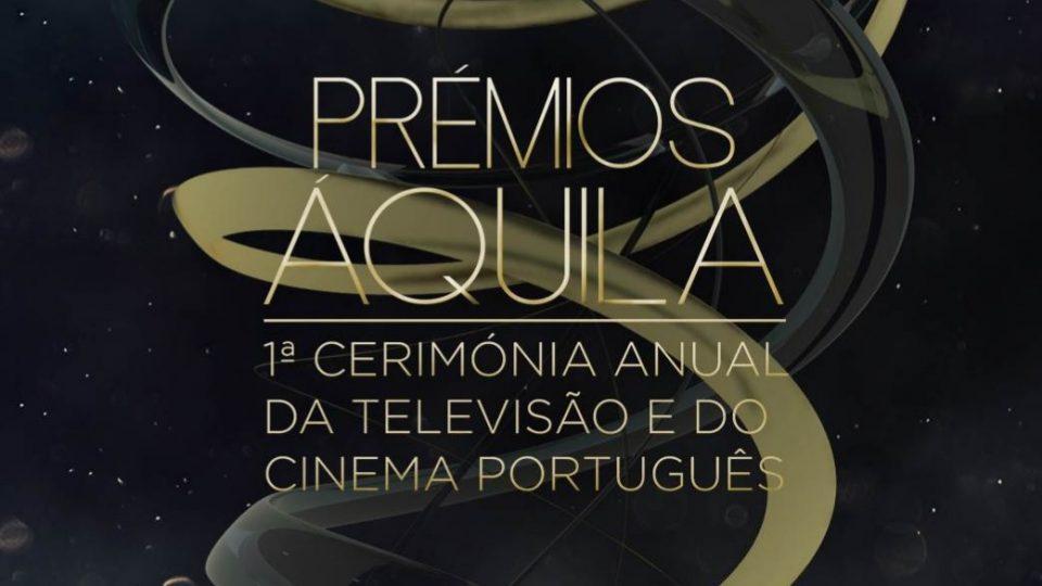 Atores da TVI Distinguidos na 1ª Edição dos Prémios Áquila
