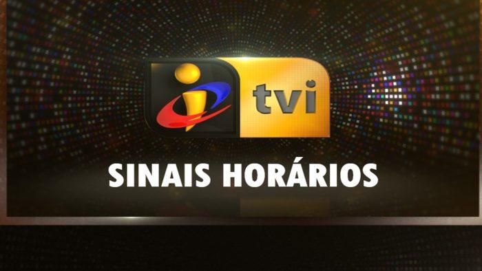 Sinais Horários - TVI 2017