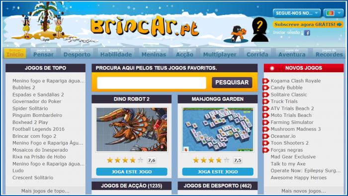 Brincar.pt