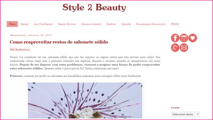 Style 2 Beauty