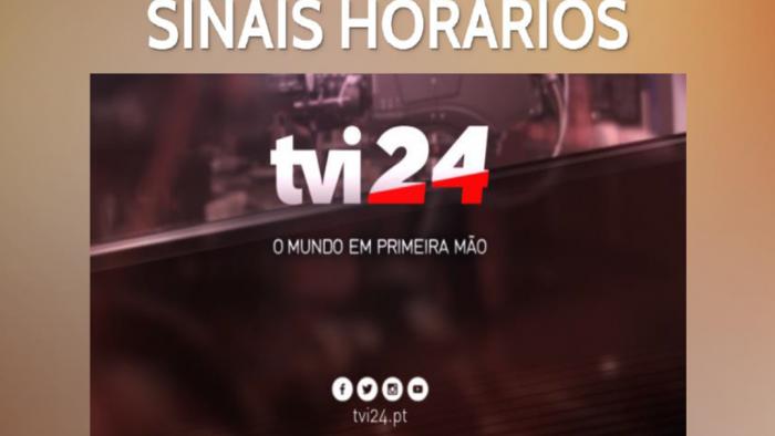 Sinais Horários - TVI24 2018