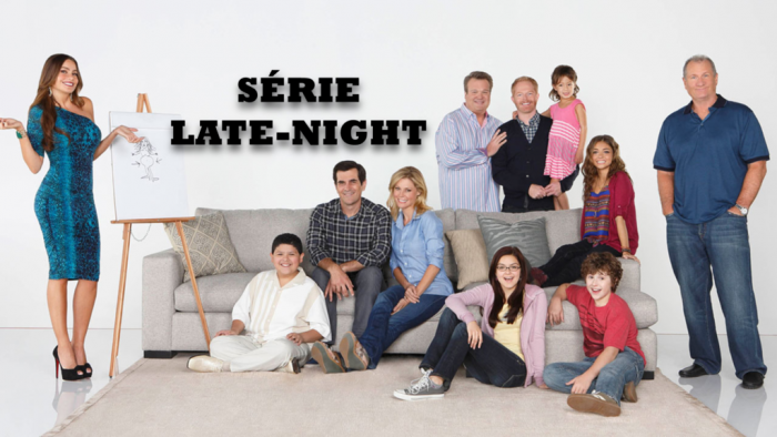 Série Late-Night