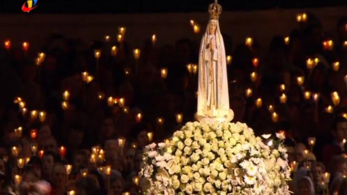 Centenário das Aparições de Nossa Senhora de Fátima