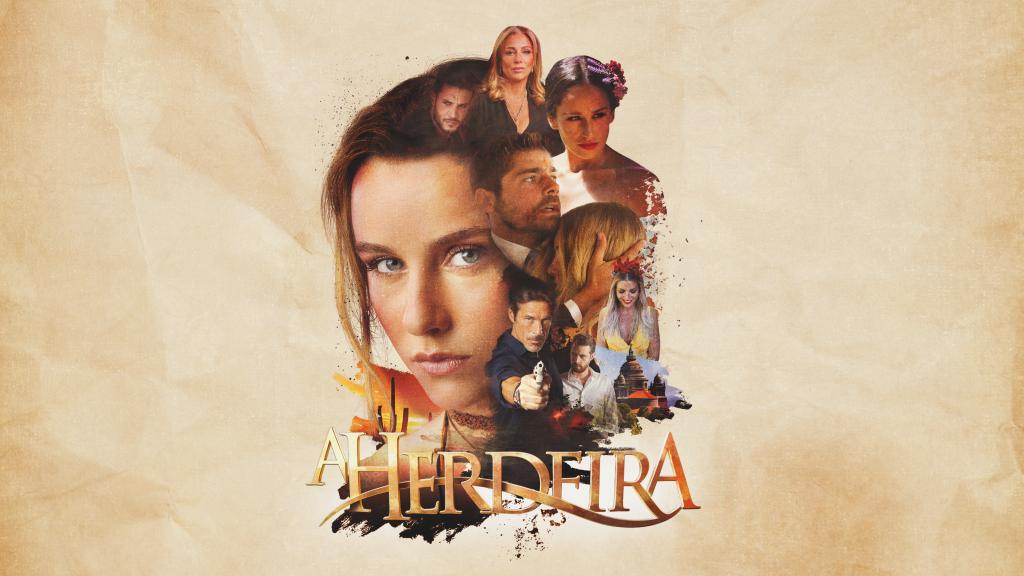 A Herdeira, a nova novela da TVI, estreia a liderar