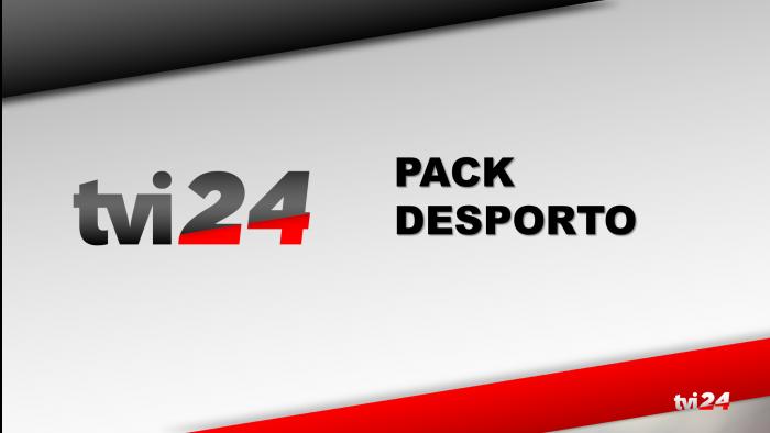 Pack Desporto TVI24 - 2018