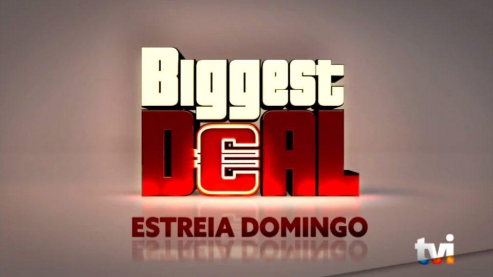 Biggest Deal, o novo Reality da TVI estreia Domingo
