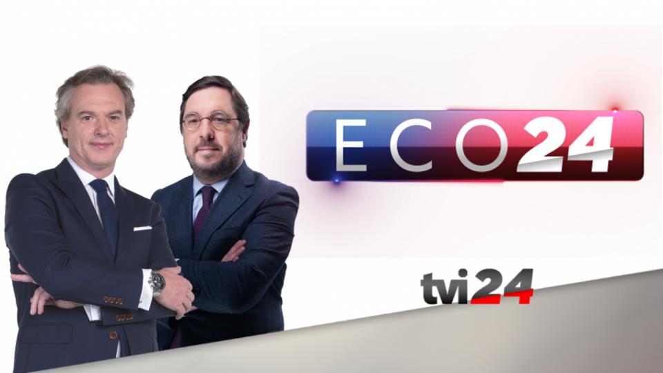 TVI24   ESTREIA ECO24,  COM ALEXANDRE SOARES DOS SANTOS  QUARTA-FEIRA, 20/09, 22H00