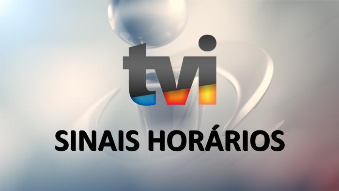 Sinais Horários - TVI 2018