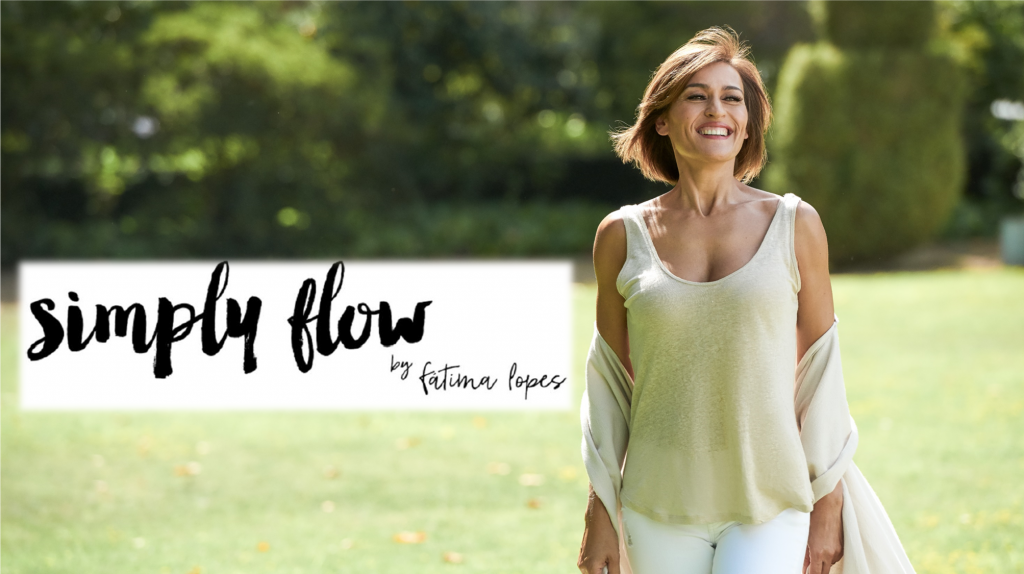 """SIMPLY FLOW BY FATIMA LOPES"" PASSA A INTEGRAR A REDE DE BLOGS IOL"