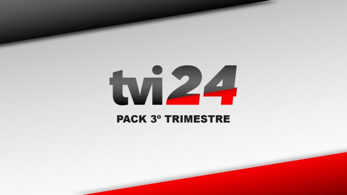 TVI24 Pack Spots e PreRoll