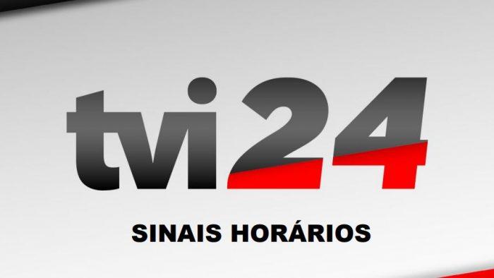 Sinais Horários - TVI24 2019