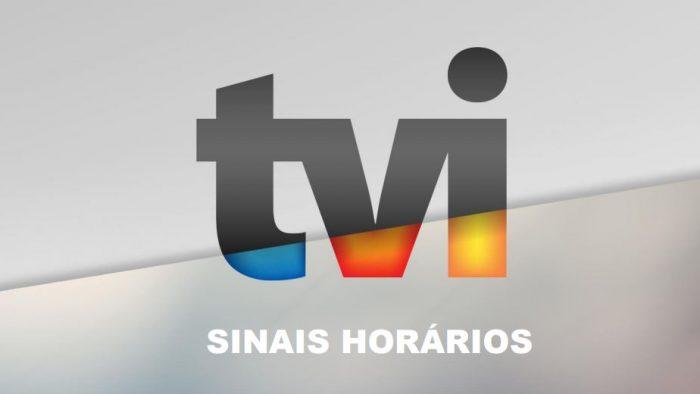Sinais Horários - TVI 2019