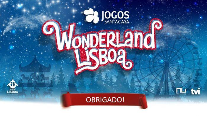 Este Natal o Wonderland Lisboa cresceu!