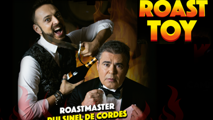 Roast Toy - Um Espectáculo de Humor Único