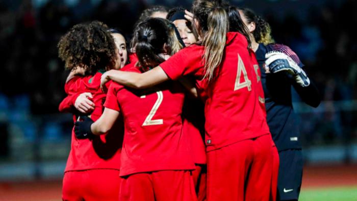 Campeonato Europa Feminino - Portugal X Hungria