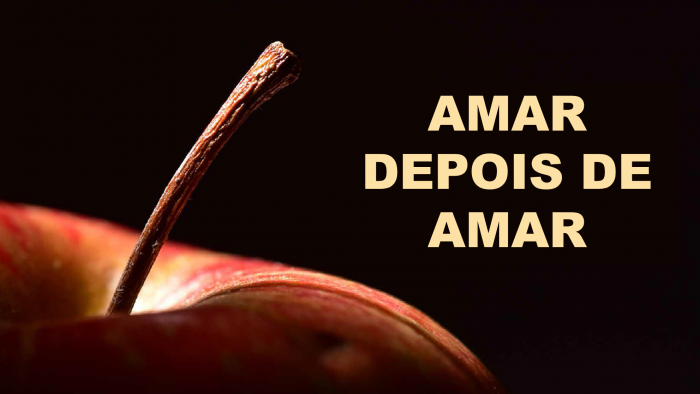 AMAR  DEPOIS DE AMAR